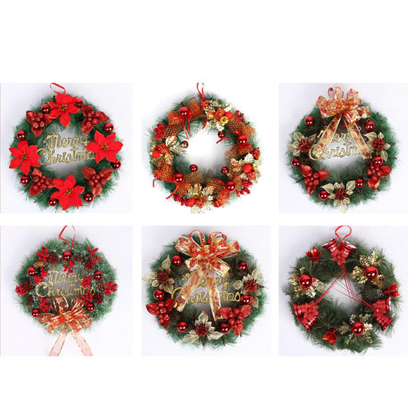 Christmas Wreath Decorations For Home
