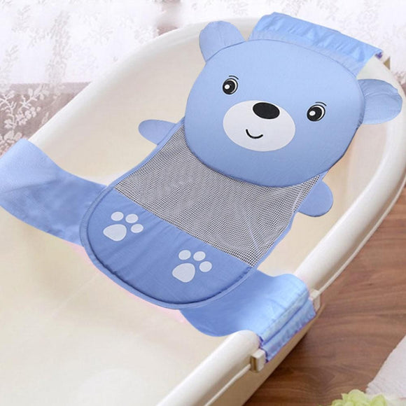 Infant Newborn Toddler Tub Sling Baby Bath Seat Shower Bathing Nursery Safety