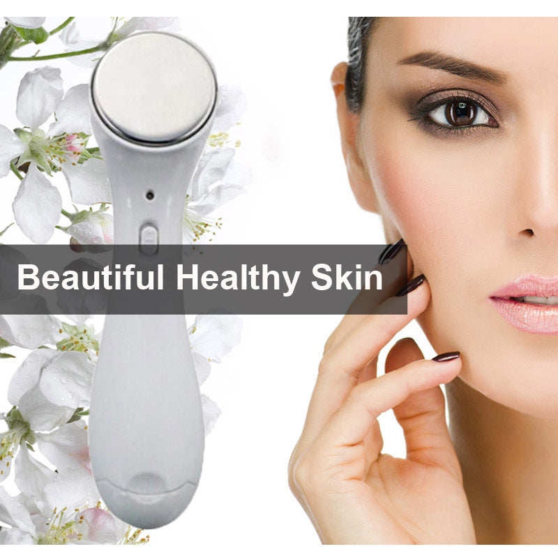 Fast Results Ultrasound ION Technology Facial Care Beauty Instrument