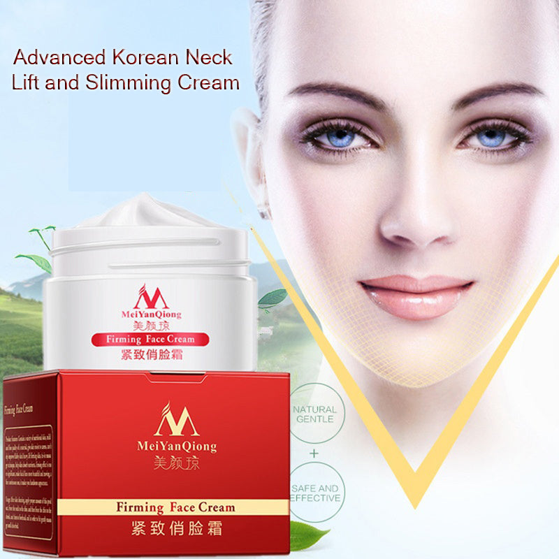 V Shape Advanced Neck Lift and Slimming Korean Beauty Cream