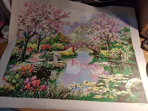 "Fairyland DIY Painting By Numbers Canvas (16""X20""/ 40X50 cm)"