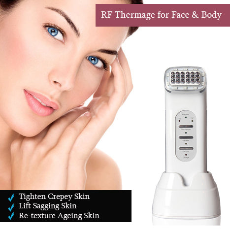 Radio Frequency Thermage for Face and Body