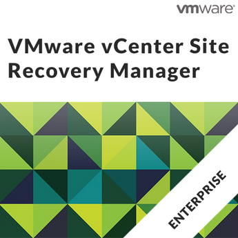 VMware VCenter Site Recovery Manager 6 Enterprise (25 VM Pack)