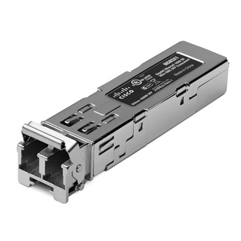 Cisco MGBLX1 Gigabit Ethernet SX Mini-GBIC SFP Transceiver