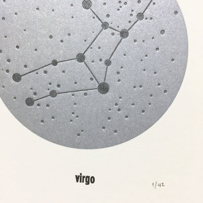 Constelaciones: Virgo