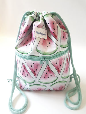 Watermelon - Waterproof backpack