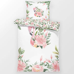 Flamingo - Toddler Bedding