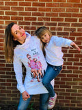 Kids Hoodies  - Mamma and Me Collection