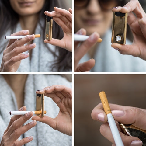 Stop Smoking Device - Gidli
