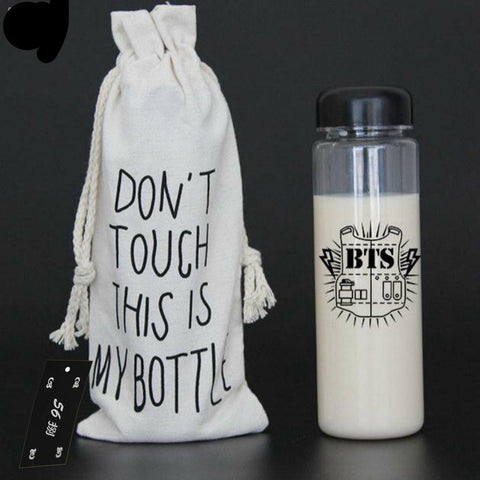 Bangtan Boys Water Bottle - Gidli