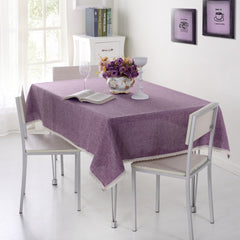 Dining Table Cloth Rectangle
