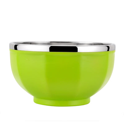Stainless Color Instant Noodle Bowl - Gidli