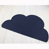 Image of Baby Kids Cloud Shaped Plate Mat - Gidli