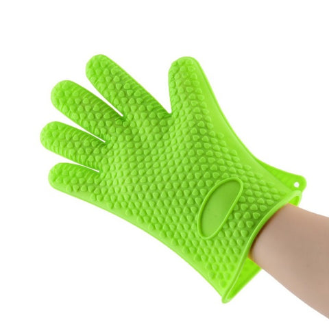 Microwave Mitt Insulated Oven Heat - Gidli