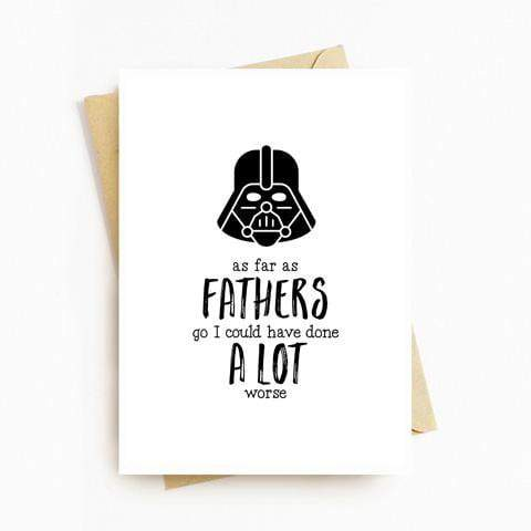 Our Favorite Printable Father's Day Cards (And Yes, They Are All Free!)