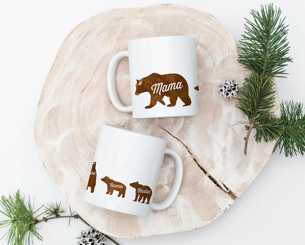 Mothers Day Gift Ideas | Mama Bear Mug | Ollie + Hank