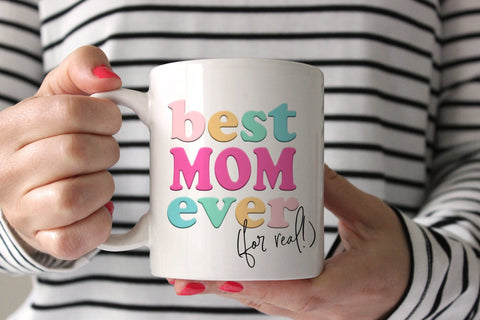 Best Mom Ever Mug | Best Mom Gift | Ollie + Hank