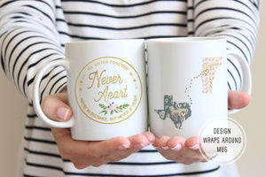 Birthday Gift For Sister | Sister Long Distance Mug | Ollie + Hank