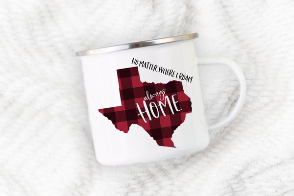 Camping Cups | Personalized Long Distance Mugs | Ollie + Hank