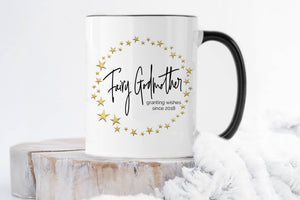 Fairy Godmother Gift | Fair Godmother Mug | Ollie + Hank