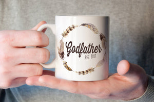 Godfather Mug | Godfather Gifts | Ollie + Hank