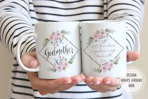 Godmother Poem Mug | Godmother Mother's Day Gift | Ollie + Hank