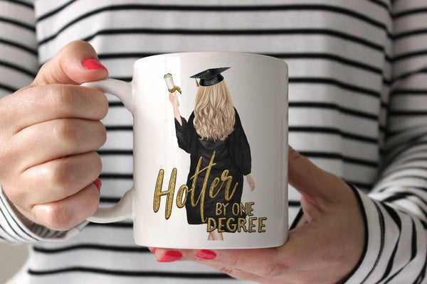 Graduation Gifts 2020 | Hotter By One Degree Mug | Ollie + Hank
