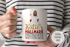 Hallmark Christmas Movie Mug | Ollie + Hank