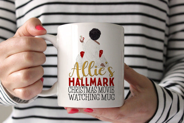 Hallmark Christmas Movie Watching Mug | Ollie + Hank