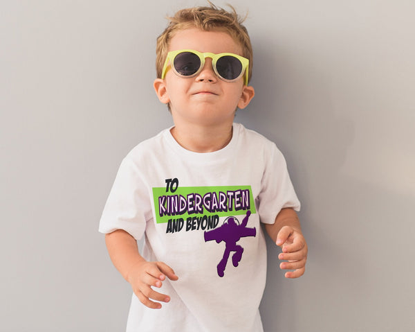 Kindergarten Shirt | To Kindergarten And Beyond Shirt | Ollie + Hank