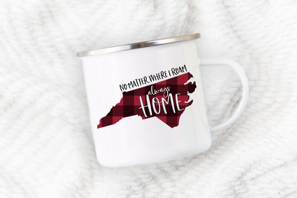 Camping Cups | You Are Here Mugs | Ollie + Hank