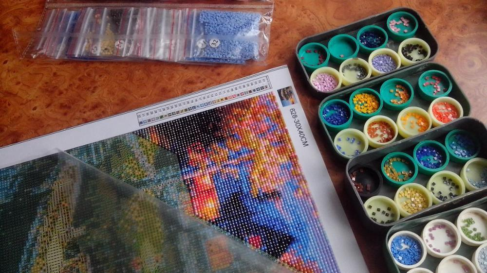 What is Diamond Painting? Your Intro Guide To This Cool Craft