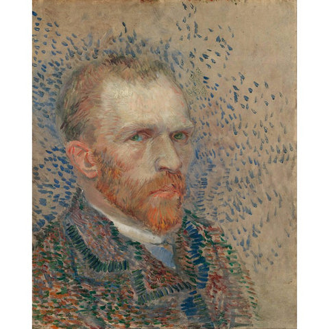 Image of Diamond Painting - Van Gogh - Self Portrait - 01