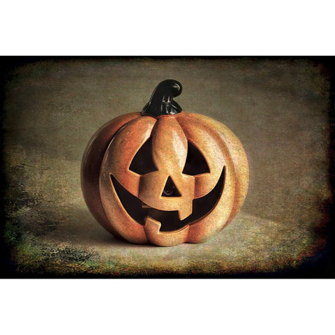 Image of Diamond Painting - Halloween Old Pumpkin - Floating Styles - Diamond Embroidery - Paint With Diamond
