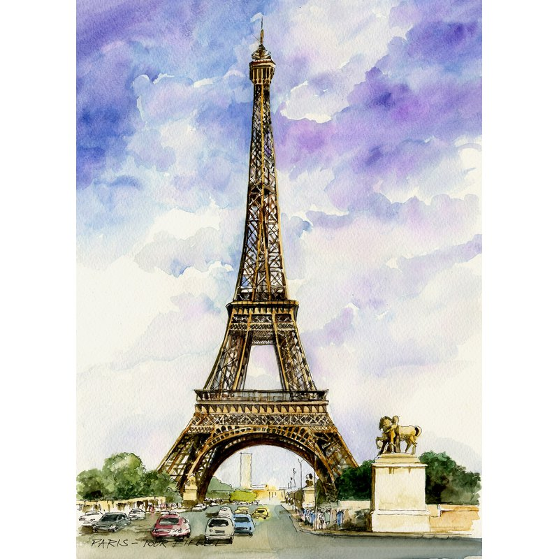 Peinture au diamant - My Dream Paris