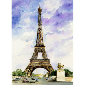 Diamond Painting - My Dream Paris