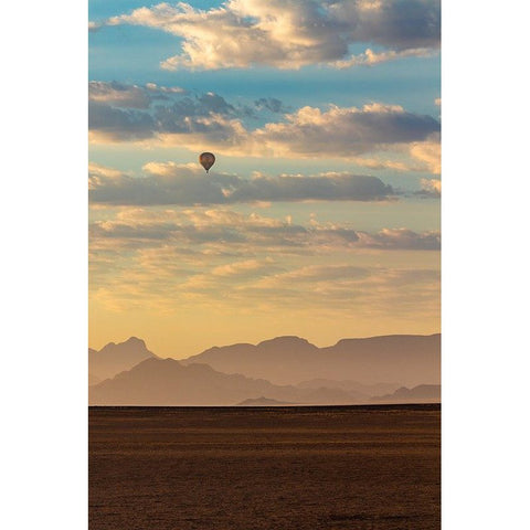Image of Diamond Painting - Sky and Balloon