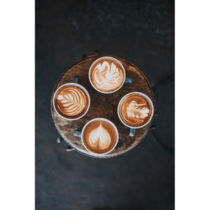 Timanttimaalaus - 4 Cups of Cuppucino