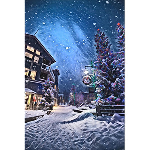Diamond Painting - Silent Christmas Tree