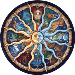 Diamond Painting - Zodiac
