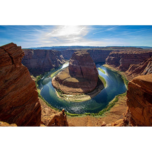 Peinture au diamant - Horseshoe Bend Arizona