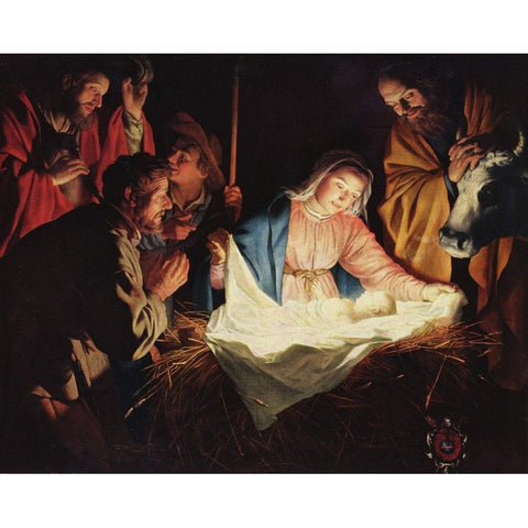 Image of Diamond Painting - When Jesus is born