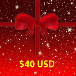 $40 USD Gift Card - Floating Styles - Diamond Embroidery - Paint With Diamond