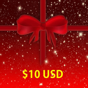 $10 USD Gift Card - Floating Styles - Diamond Embroidery - Paint With Diamond