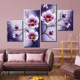 Diamond Painting - Tulip - Partial Drill - Floating Styles - Diamond Embroidery - Paint With Diamond