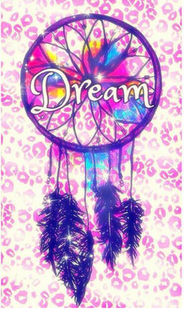 Diamond Painting - Indian Dream Catcher - 23 - Floating Styles - Diamond Embroidery - Paint With Diamond