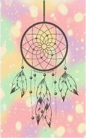 Diamond Painting - Indian Dream Catcher - 16 - Floating Styles - Diamond Embroidery - Paint With Diamond