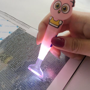 Diamond Painting Lighting Pen - Floating Styles - Diamond Embroidery - Paint With Diamond