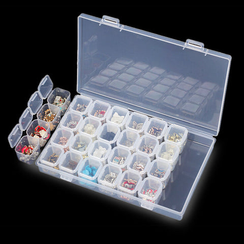 Immagine di Diamond Painting Set di strumenti di base - Stili fluttuanti - Ricamo a diamante - Dipingi con diamante