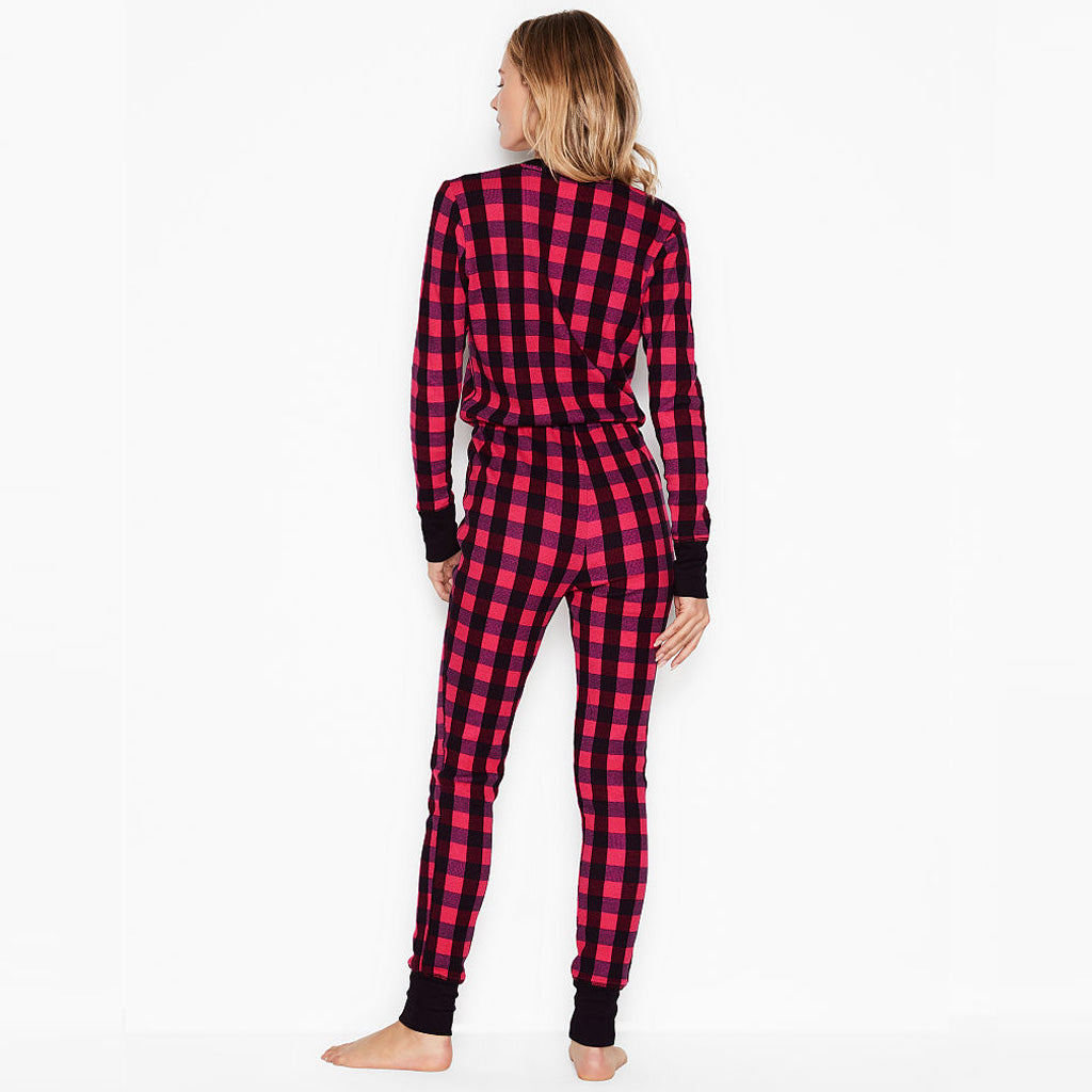 VICTORIA'S SECRET NEW! Thermal Onesie